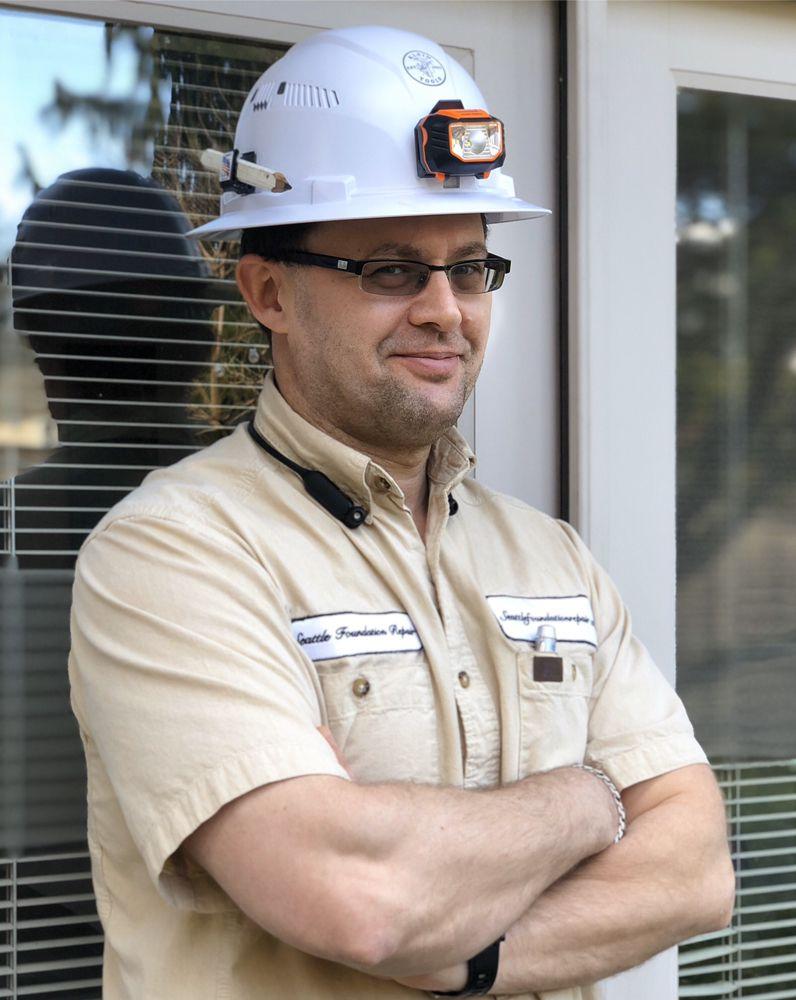 seattle foundation repairs Sam Der
