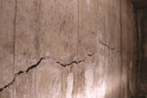 basement cracks repair